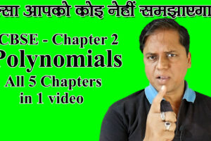 learn polynomial in 1 hour