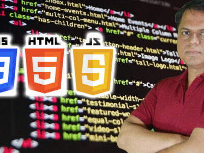 Coding Class : Build Your Own Website From Scratch in 15 Days