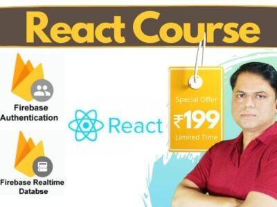 React Firebase Course