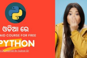 Python Paid course for free